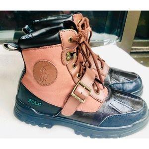 Polo Ralph Lauren Colbey big boy boots